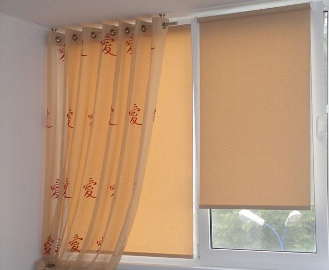 Шторы жалюзи на окна